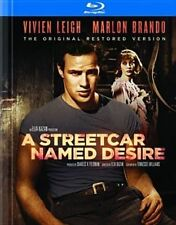 Streetcar Named Desire 0883929189670 With Marlon Brando Blu-ray Region a