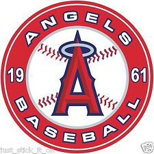 Los Angeles Angels MLB Decal/Sticker