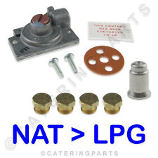 Pitco Freidora SG14 Kit de Conversión Gas Natural a LPG 5X Chorros de Robertshaw