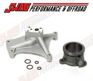 94-97 Ford 7.3 7.3L Powerstroke Diesel Non EBV Pedestal & Exhaust Housing Kit