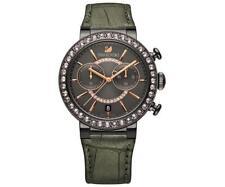 Swarovski Watch Citra Sphere Chrono Gunmetal tone Ladies wristwatch 5122040