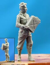 Djiti's 1/35 US 'Red Ball Express' Service Member w/Gas Can D-Day ETO WWII 35004