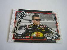 2010 NASCAR PRESS PASS AUSTIN DILLON UNDERCARD CLASH WHEELS MAIN EVENT CARD #90
