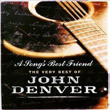 JOHN DENVER A Song's Best Friend The Very Best Of 2CD BRAND NEW