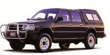 MAZDA BRAVO B2600 B2500 TRUCK 1996-2009 REPAIR SERVICE MANUAL