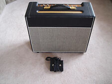 Mojotone British 18 Watt Style 1x12 Combo Amplifier Kit Completed