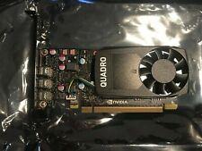PNY NVIDIA Quadro p400 DP 2gb GDDR 5 PCIe Grafikkarte HP P/N 919985-002