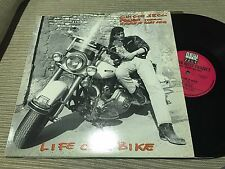 "CHICCO SECCI PROJECT feat GARY SWING - LIFE ON A BIKE 12"" MAXI 91 ITALODANCE"