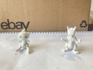 Pokemon TOMY CGTSJ  Figure Nintendo Mewtwo Mew