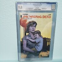 The Walking Dead #132 Cgc 9.8 First Alpha Appearance