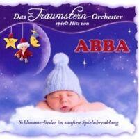 """DAS TRAUMSTERN-ORCHESTER """"SPIELT HITS VON ABBA"""" CD NEW!"""