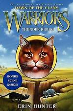NEW Warriors: Dawn of the Clans #2: Thunder Rising by Erin Hunter