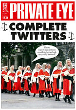 PRIVATE EYE 1289 - 27 May - 9 Jun 2011 - Judges - COMPLETE TWITTERS