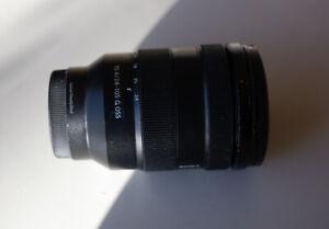 Sony FE 24-105MM F4 G OSS LENS (SEL24105G) E-Mount