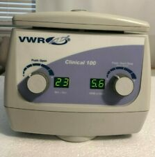 VWR Clinical 100 Benchtop Laboratory Centrifuge, 6-place Rotor