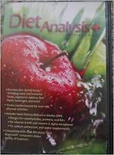 DIET ANALYSIS+ VERSION 7.0 (CD-ROM), NEW AND SEALED, FREE POST IN AUSTRALIA
