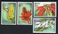 NEVIS MNH 2001 SG1667-70 Christmas Flowers
