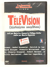 Télévisions Histoires Secrètes Coffret 2 DVD / Documentaire Maurice Dugowson
