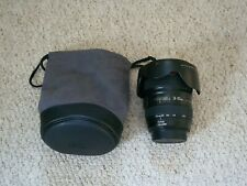Canon EF 24-105mm F4 L IS USM Zoom Lens + Dust Bag & Front & Rear Caps