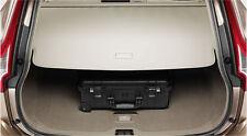Original Volvo XC60 Gepäckraumabdeckung/Laderaumabdeckung beige ET: 39823856