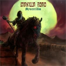 MANILLA Road-MISTERO (NEW * us EPIC METAL * US VERSION IMPORT * SKR * Crystal Logic)