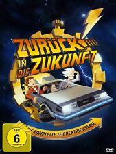 ZURÜCK IN DIE ZUKUNFT - ZURÜCK IN DIE ZUKUNFT  (DIE KOMPLETTE SERIE) 5 DVD NEU