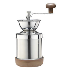 Brand New Cafe de Tiamo Stainless Steel Hand Coffee Grinder Skerton (HG6063)