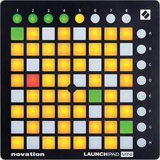 Novation Launchpad Mini Mk2 Ableton Live Grid Compact MIDI USB Controller