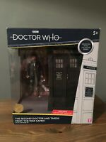 Doctor Who 2nd Doctor and Tardis The War Games Figure Set Character