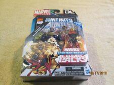 Marvel Universe - Greatest Battles Comic Pack - Thanos & Adam Warlock