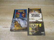 PC-Spiele Sammlung mit ca. 60 Spielen aus allen Bereichen Klassik-Games
