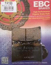 EBC/FA123 Brake Pads - Yamaha TDR250, TZR250, TDM850, TRX850, FZR1000, XJR1200