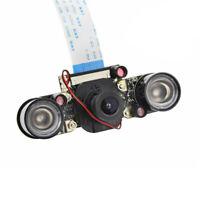 New IR-CUT Focusable Camera Module 5MP Webcam Video 1080p For Raspberry Pi