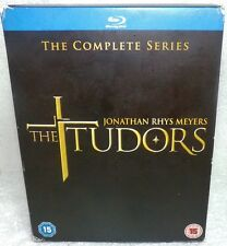 The Tudors Complete Series. Season 1-4. Free Shipping. Great Condition.