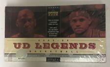 2003-04 Upper Deck Legends Basketball Hobby Box Factory Sealed Lebron RC?