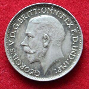 NICE GRADE GEORGE V MAUNDY FOUR PENCE 1911
