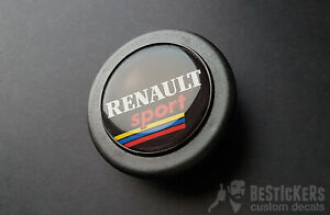 Renault Sport horn button clacson claxon per volante sportivo Steering lenkrad