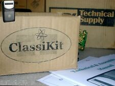 Unbuilt Classikit AM/FM Transistor IC Classic Retro Radio+ Heathkit Eico Surveys