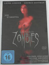 In der Gewalt der Zombies - Laura Gemser - Horror Erotik - Nackte & Untote Kult