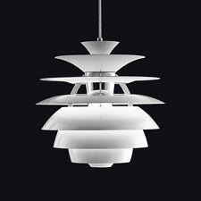 40cm White Snowball Pendant Lamp Poul Henningsen Designed Chandelier Light new