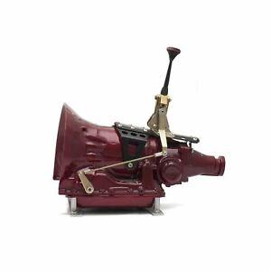 "GM 4L80 (E) Single Action Shifter Kit 6"" Black Arm w/ Black Knob  ASCS1G3B06N1"