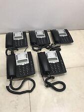 5X AASTRA 6731i Telephones