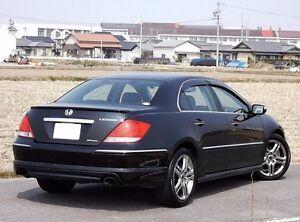 JDM Genuine 04-07 Acura Honda Legend 3.5 RL KB1 Modulo Rear Bumper w/ Lower Lip