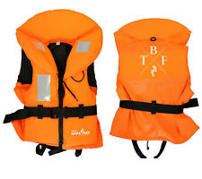 100N LIFE JACKET Buoyancy Aid Hi Vis Orange Reflective by TWO BARE FEET