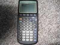 Texas Instruments TI-83 Plus Graphing Calculator **Black**TESTED**