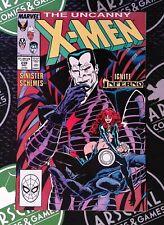 UNCANNY X-MEN #239 1988 Inferno! Storm Wolverine VF/NM 2nd app Mister Sinister!