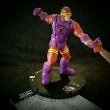CYCLOPS SENTINEL  Colossal Rare G012 Heroclix X-Men Animated Dark Phoenix Saga