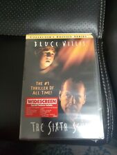 The Sixth Sense / Collectors Edition Widescreen Dvd / Bruce Willis Sealed