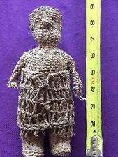 Vintage/Antique Basketry Doll, Circa 1915? Native American? Klamath?