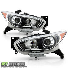 For 2013 JX35 2014-2015 QX60 HID/Xenon Projector Headlights Headlamps Left+Right